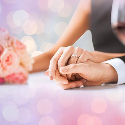 「交際から結婚への導き」